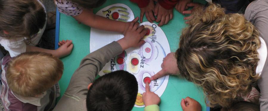 Favori A – Monter un projet « Jardin d'école »   Terre des Sciences MX52