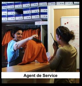 Image Agent de Service