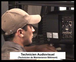 Image Technicien Audiovisuel