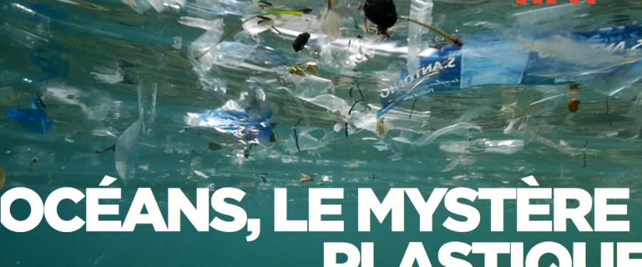 Ciné-débat « Océans, le mystère plastique »