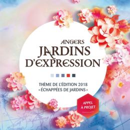 Jardins d'expression – Appel à projets 2017/2018