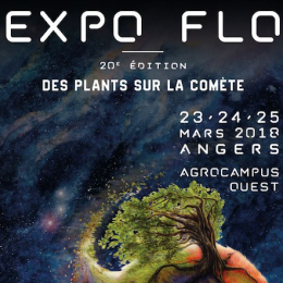 ExpoFlo 2018 : rendez-vous du 23 au 25 mars pour découvrir Agrocampus «végétalisé»
