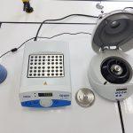 Vortex, bain-marie et centrifugeuse